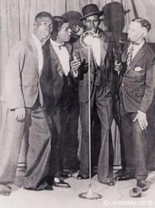 Caresser, Atilla, Lion, and Executor in New York, 1937
