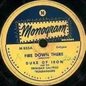 "Duke of Iron, ""Fire Down There"""